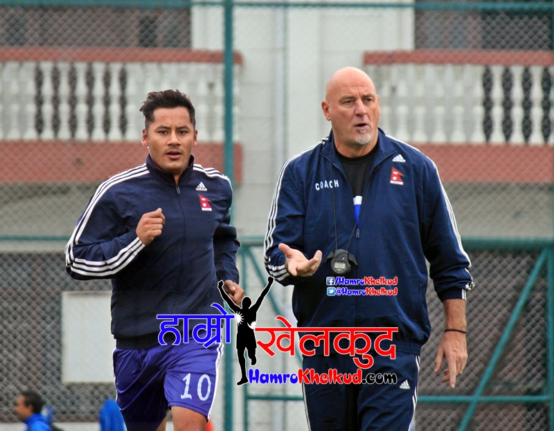 Anil Gurung and Patrick Aussems