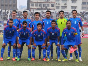 Nepal(Blue)  Vs  Bahrain(Red)Final Match c