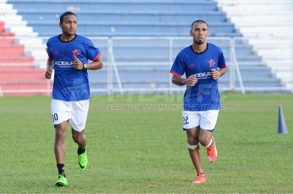 Rohit Chand Malaysia T-Team FC (1)