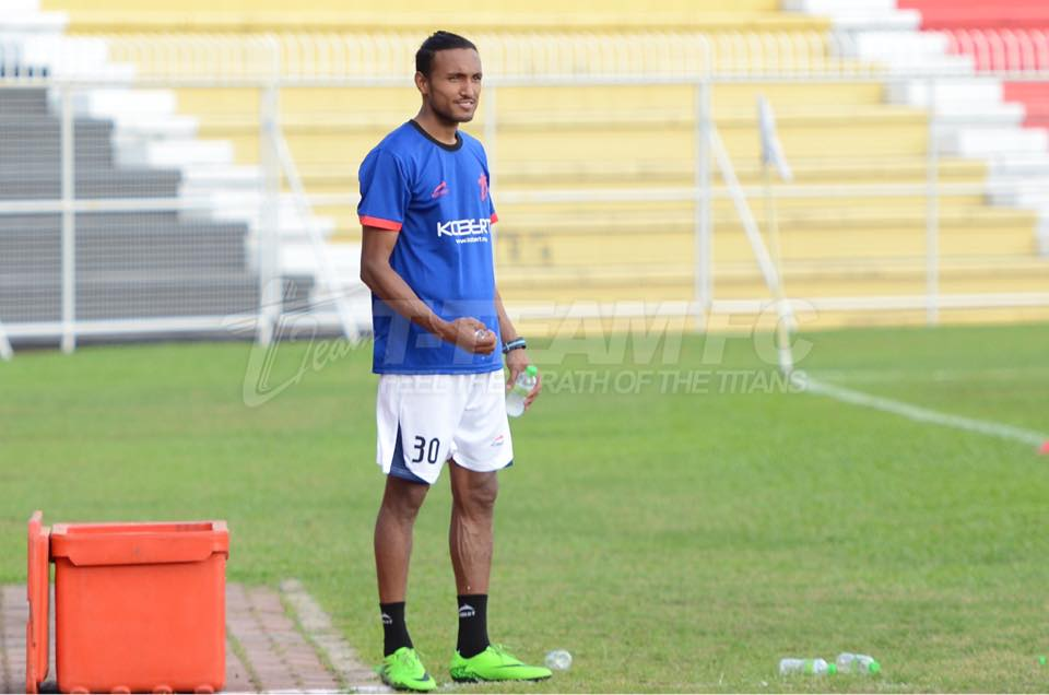 Rohit Chand Malaysia T-Team FC (2)