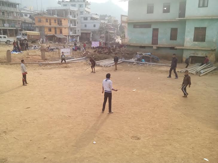 cricket panchthar