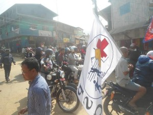bike rally panchthar