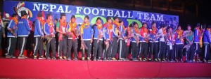 gold medalist team nepal