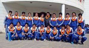 women team