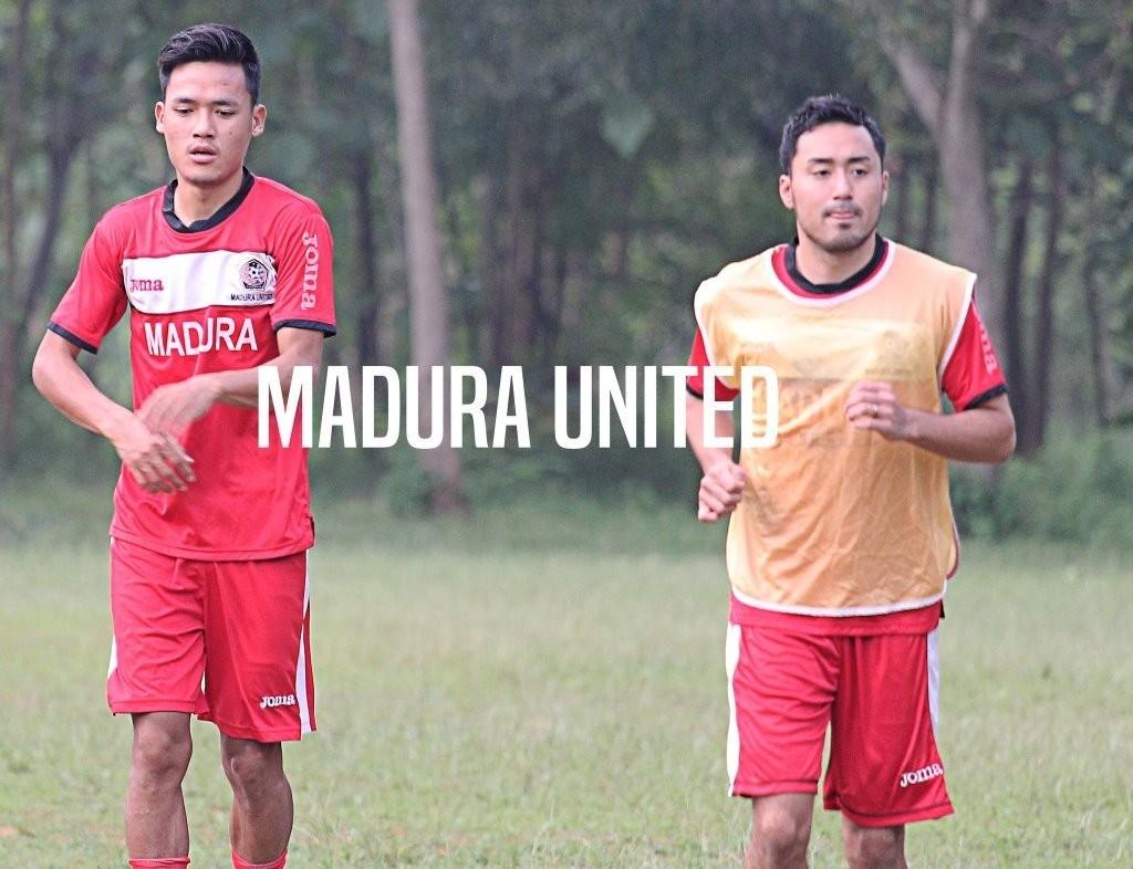 Bikram Lama Madura United