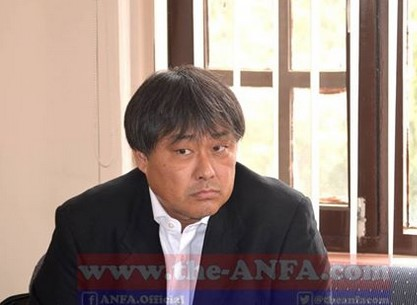 Gyotuki Koji Nepal National Football team Coach from Japan