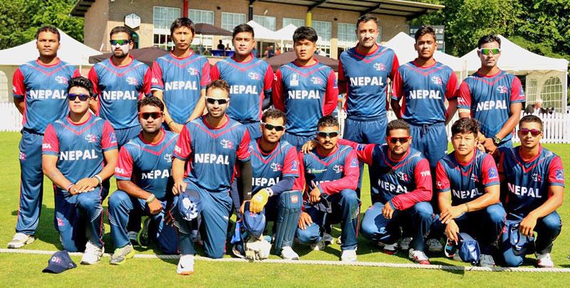 विश्व क्रिकेट लिगका लागि क्रिकेटर छनोट