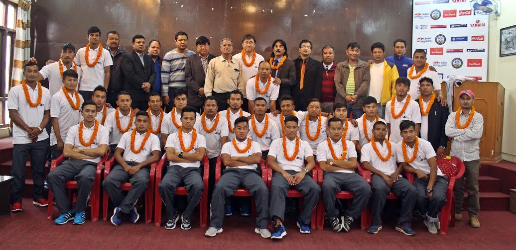 नेपाली टोली मलेसिया प्रस्थान