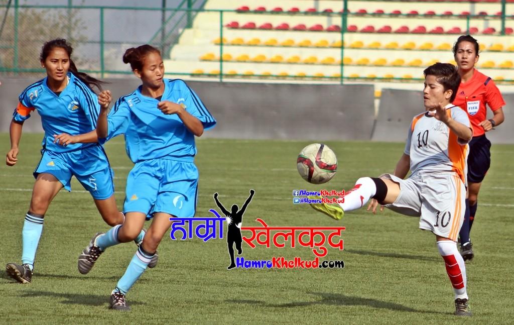 Anu Lama APF Nepal