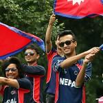 Nepali Cricket fans