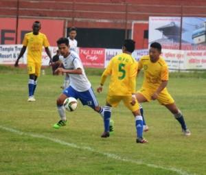 dharan defeats pokhara
