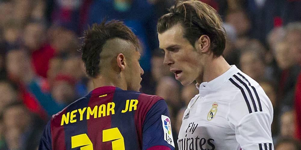 Bale Neymar Real Barcelona