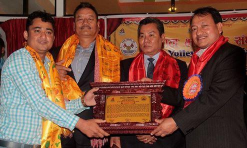 Kamal Khatri Felicitation