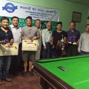 NRT Snooker