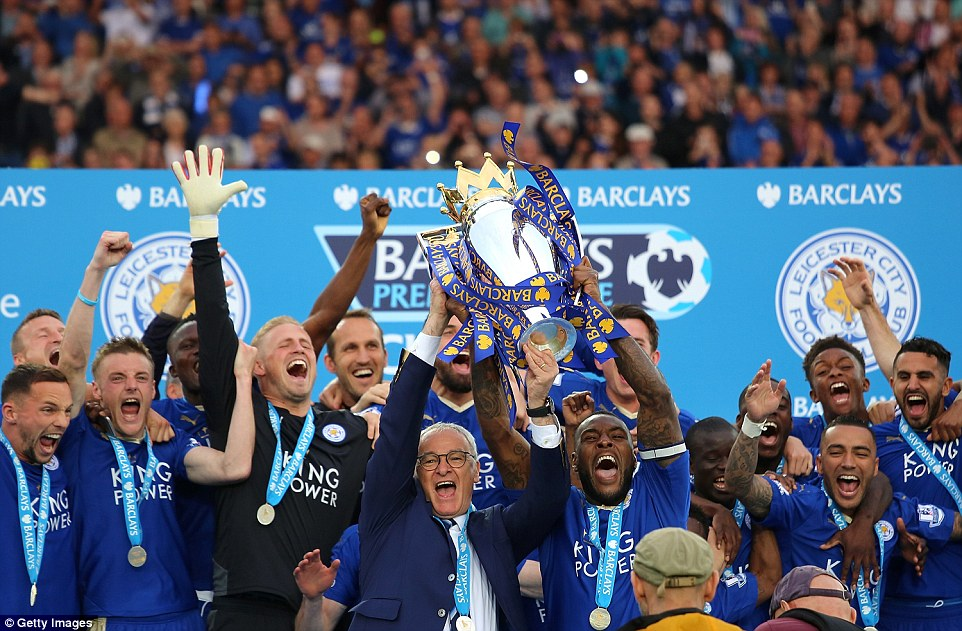 Trophy Leicester