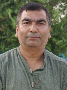 टेबलटेनिसका मुख्य प्रशिक्षक शंकर गौतम ।