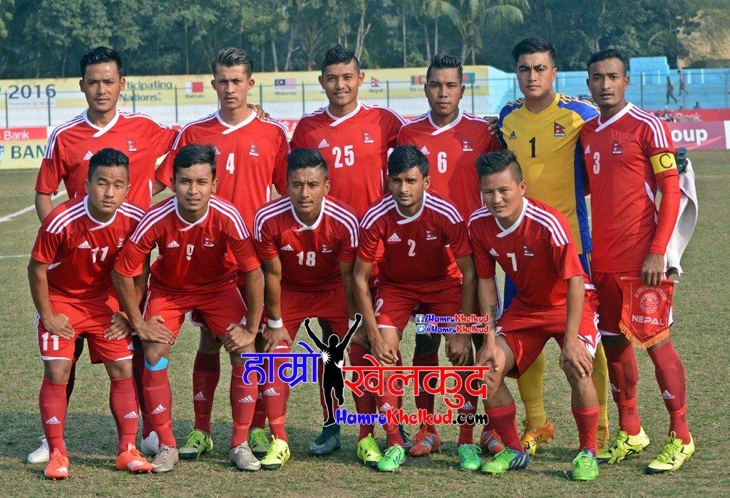 Nepal Red