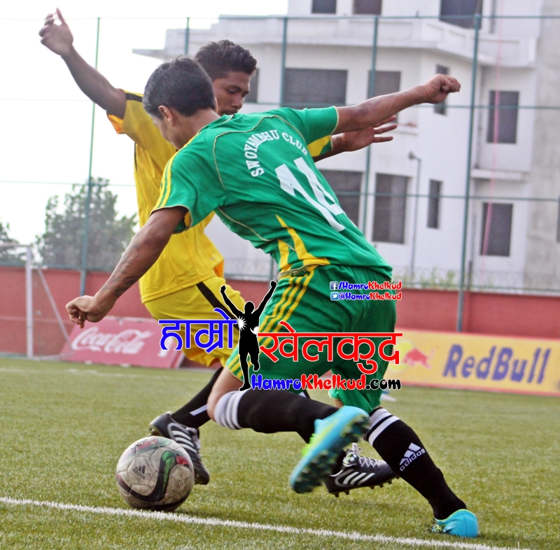 Swoyambhu (Green) vs Sanepa (Yellow) (1)