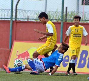 jagadamba Lumbini vs Jawalakhel