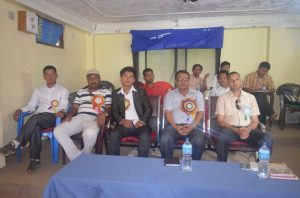 panchthar club central committee