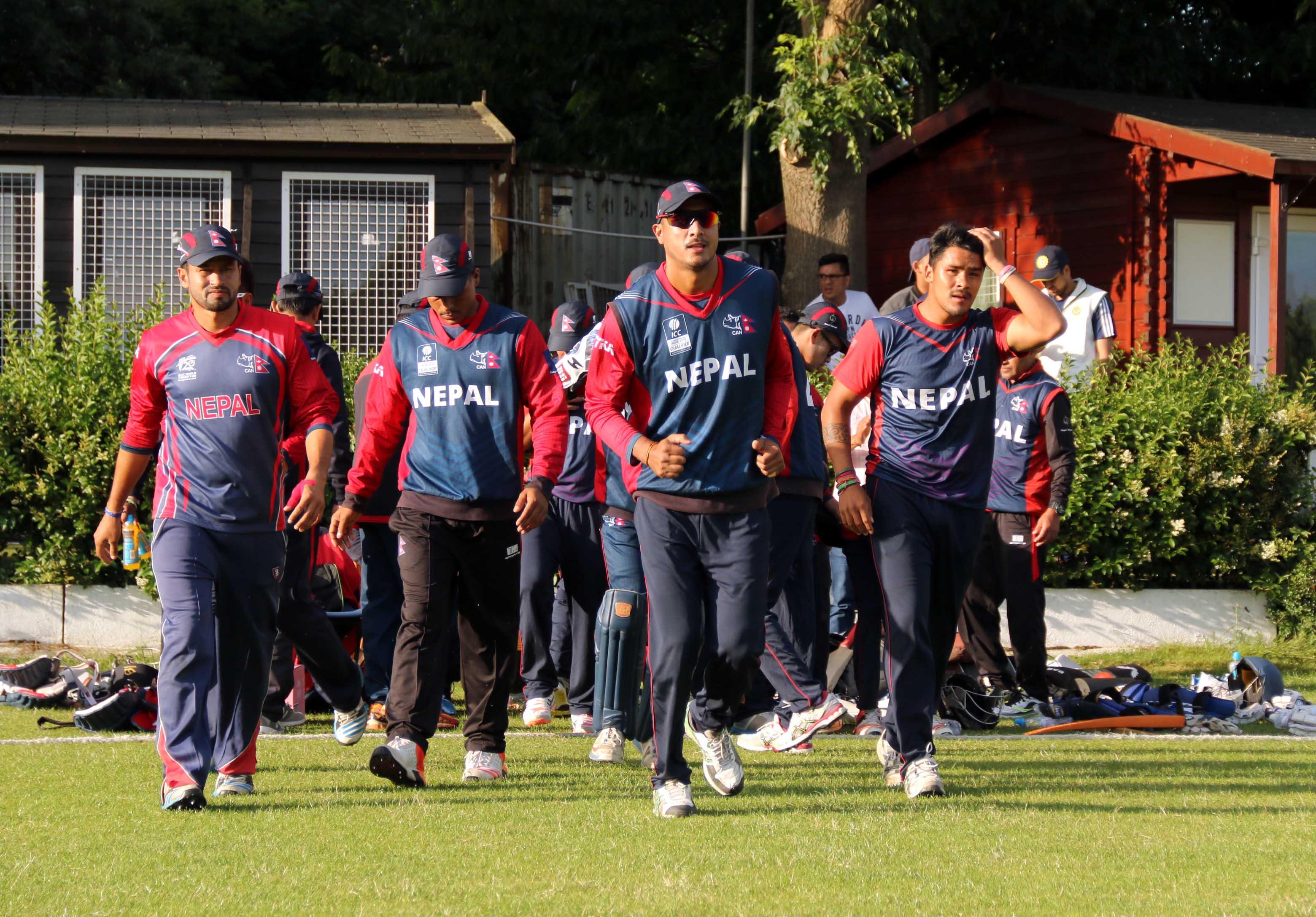 नेपाल र एम.सी.सी.को खेल प्रत्यक्ष प्रशारण हुने