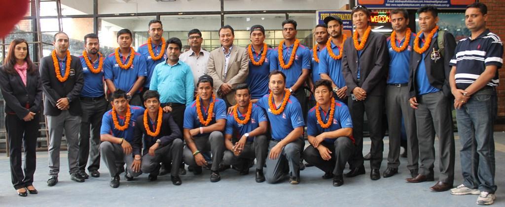 फर्कियो नेपाली क्रिकेट टोली