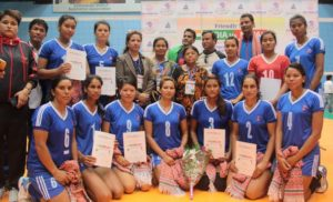nepali national volleyball team