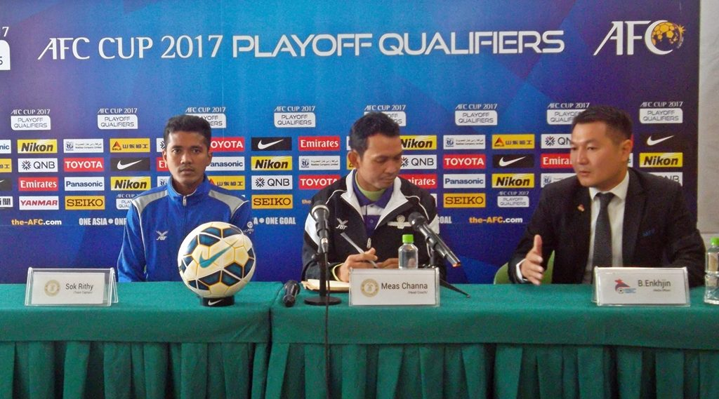 AFC Cup Press Conference