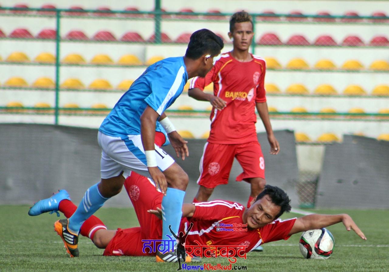 Chyasal vs Shree Kumari B Divison League