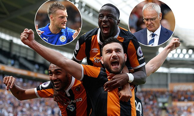 EPL Leicester Hull