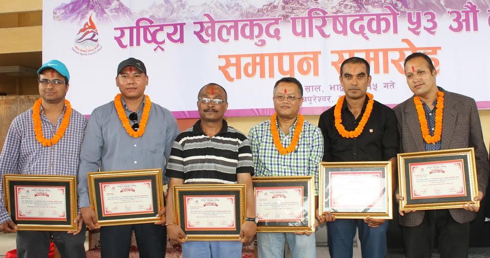 Feliciated Journalists