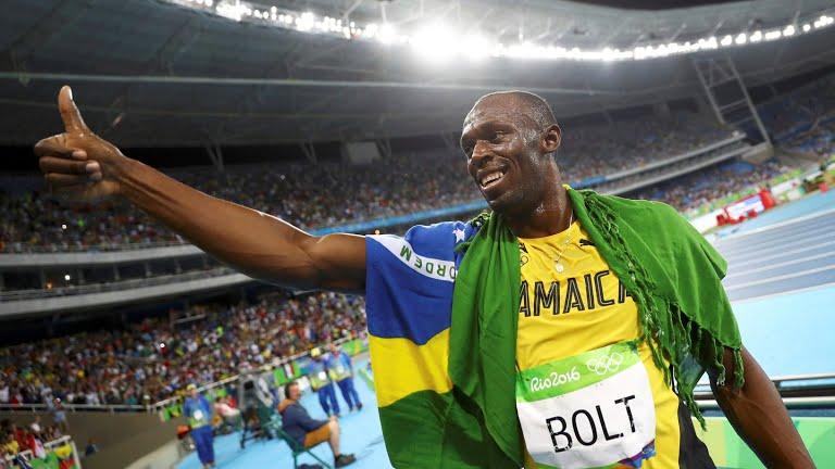 बोल्टले २ सय मिटरमा स्वर्ण पदक जिते