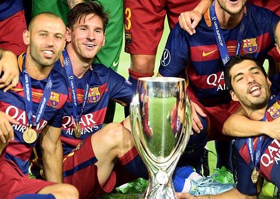 Suer cup Barcelona