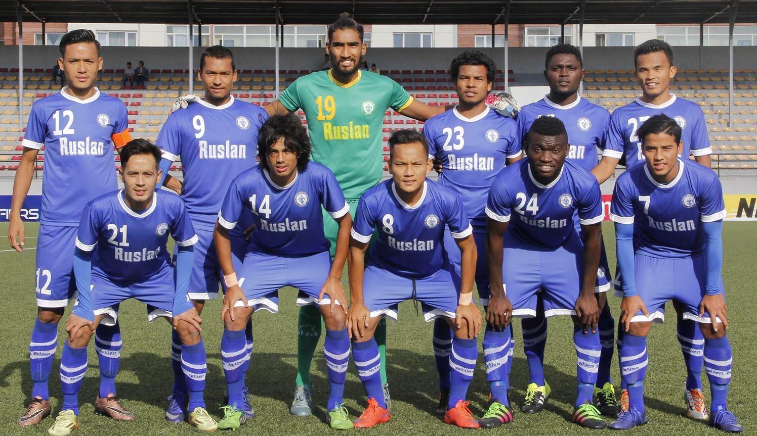 Three Star Club AFC Cup Playoff Qualifiers