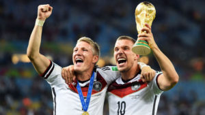 World Cup winner podolski