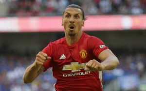 Zlatan scores winner against Leicester in Community Shield