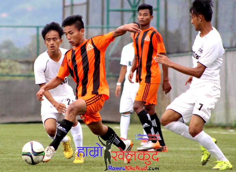 Satdobato vs Mahabir - B Division League