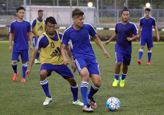 Nepal Football Bimal Gharti Magar