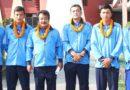 ६ सदस्यीय पौडी टोली श्रीलंका जाँदै