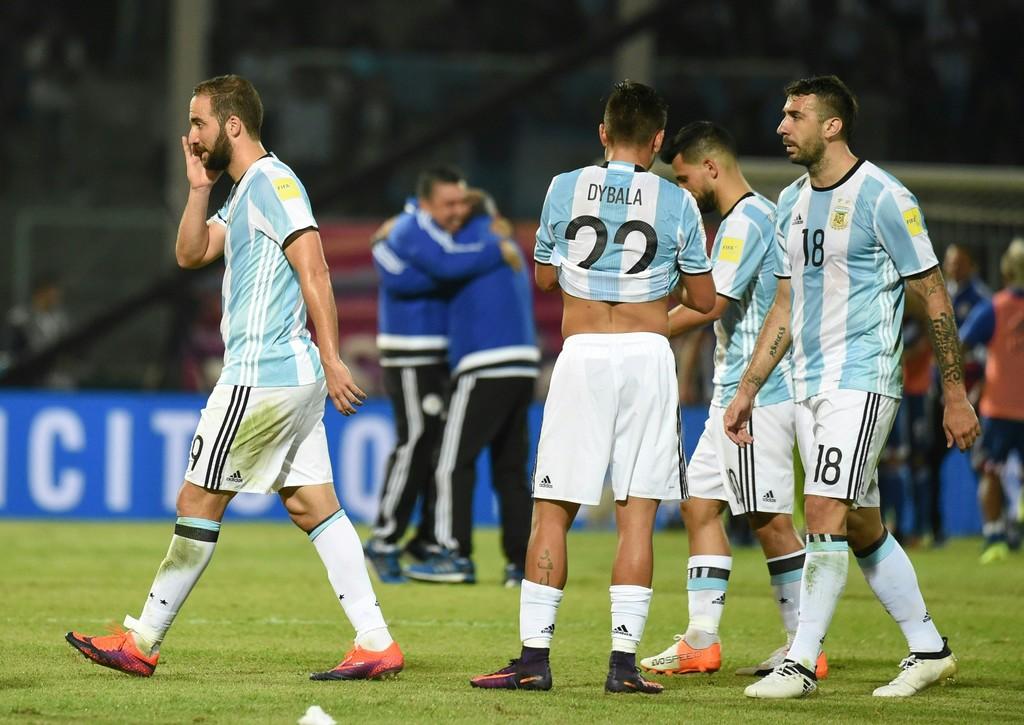 argentina-dejected