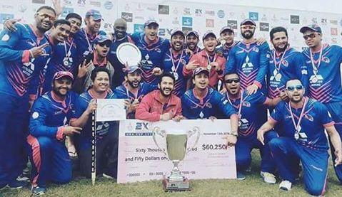 अमेरिकामा नेपाली राइनोजलाई टु एक्स क्रिकेट युएएस कपको उपाधि