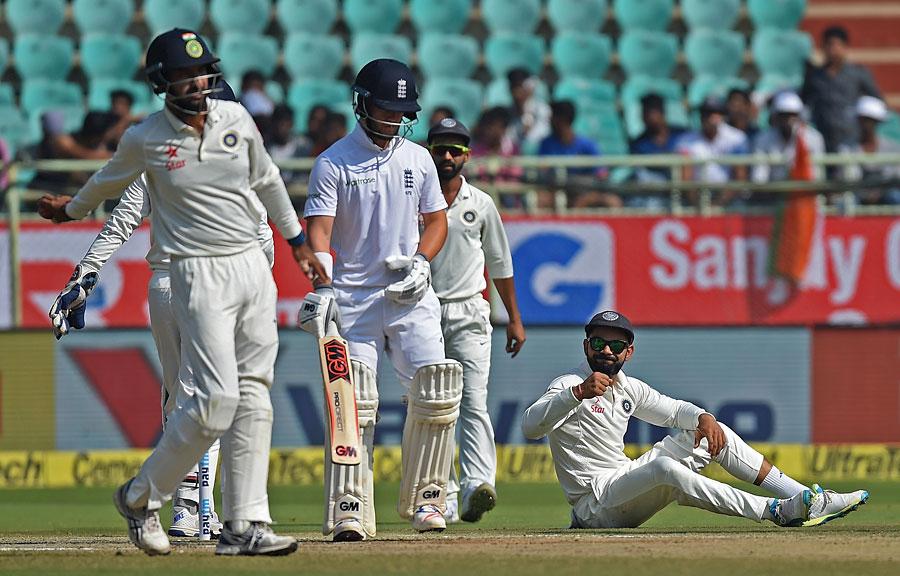 दोस्रो टेस्टमा भारतको जित, कप्तान कोहली म्यान अफ दी म्याच