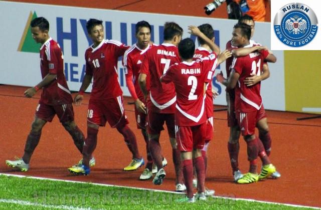 Nepali wins soladirity cup