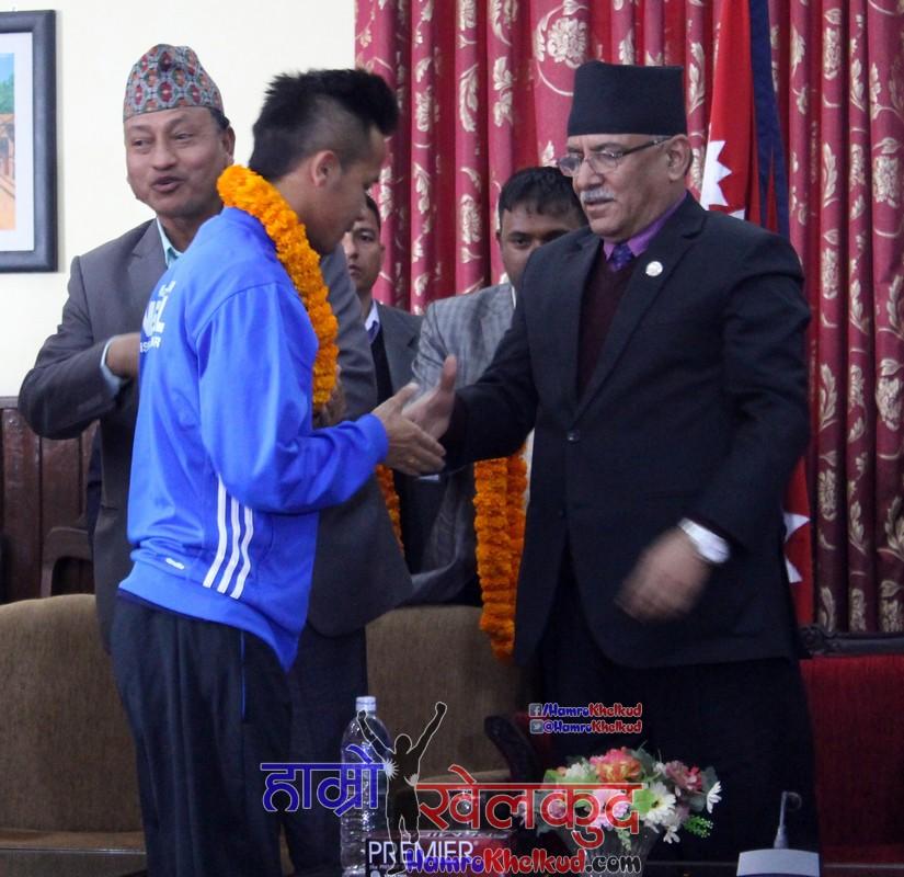 bishal-rai-during-pm-felicitation-3