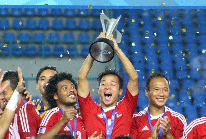 Nepal win