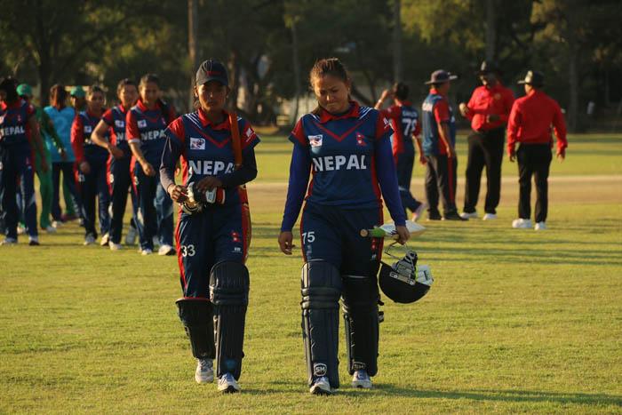 Nepal Womens Cricket