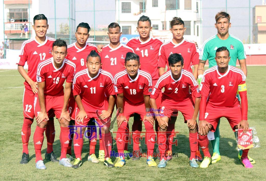 nepal-national-football-team