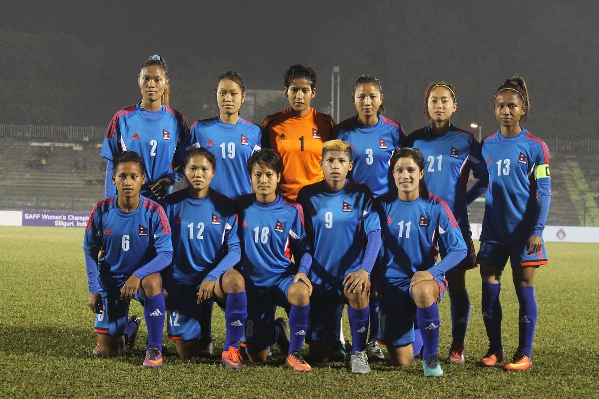 महिला साफ २०१६: नेपालविरुद्ध श्रीलंका : प्रत्यक्ष अपडेट