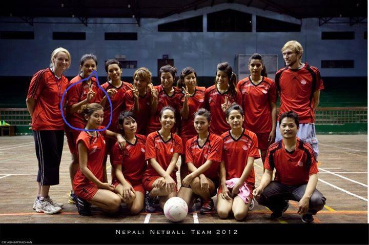 netball-team