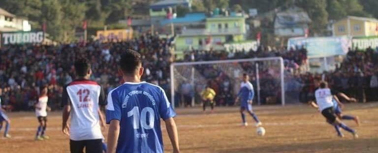 फाल्गुनन्द गोल्ड कपमा आयोजकको विजयी सुरुआत